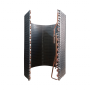 Serpentina Cobre Condensador Split Springer Midea Carrier 18000 22000 e 30000 Btus   61cm