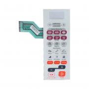 Teclado Membrana Eletrônica do Microondas Brastemp - W10325885
