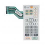 Teclado Membrana Microondas Consul/ Brastemp  - W10313525