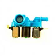 Válvula Tripla Máquina de Lavar Electrolux LRT15 220v 64500222