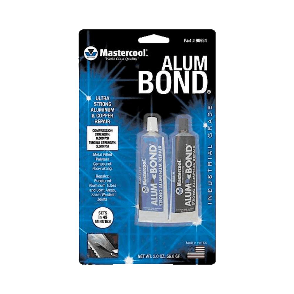 Kit Reparo de Aluminio Alum Bond Mastercool - 56G