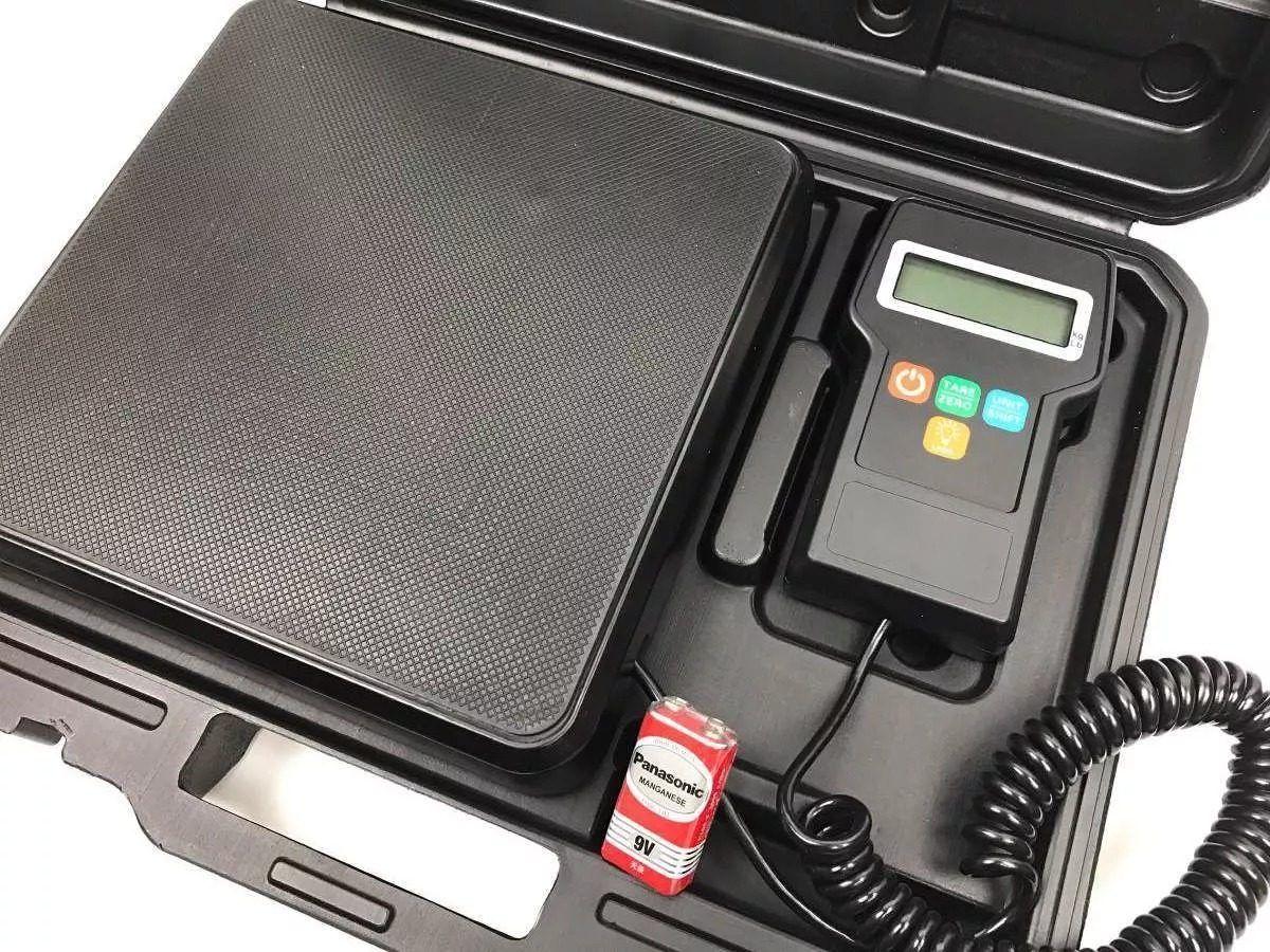 Balança Eletrônica Tipi Até 100 Kg Indicada Para Gás