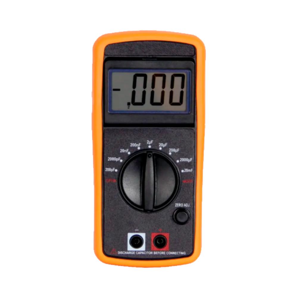 Capacímetro Digital CM9601A Eolo
