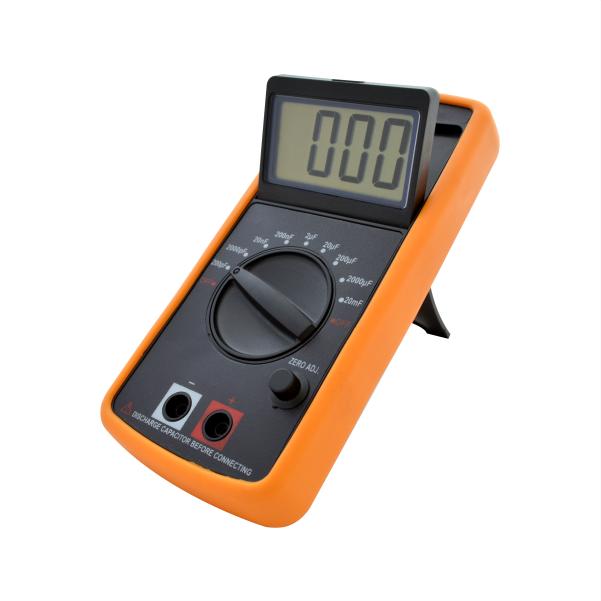 Capacímetro Digital Profissional - Suryha