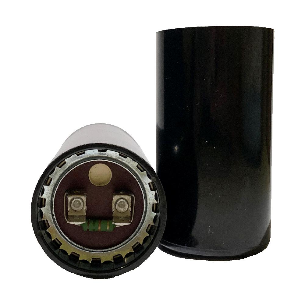 Capacitor de Partida Eletrolítico 64 -77 uf 110v ac