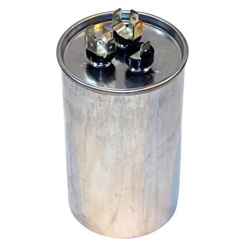 Capacitor Duplo 60 + 5 uf 380v ac