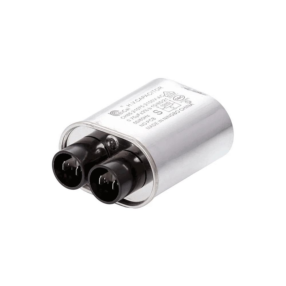Capacitor para Microondas 0,75uF 2100VAC Brastemp W10730756