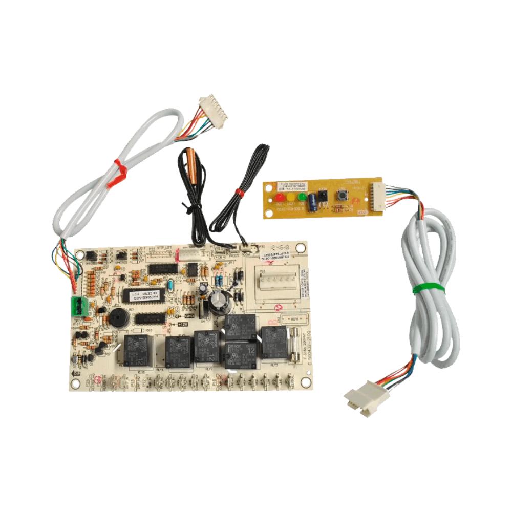 Conjunto Placa Eletronica Ar Condicionado Space Split Springer Piso Teto - 05830425