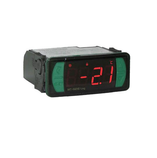 Controlador de Temperatura MT512E Log 115/230Vac Full Gauge