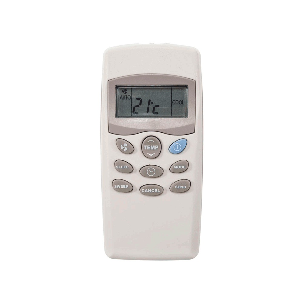 Controle Remoto Ar Condicionado Split Springer Modernita 41014012