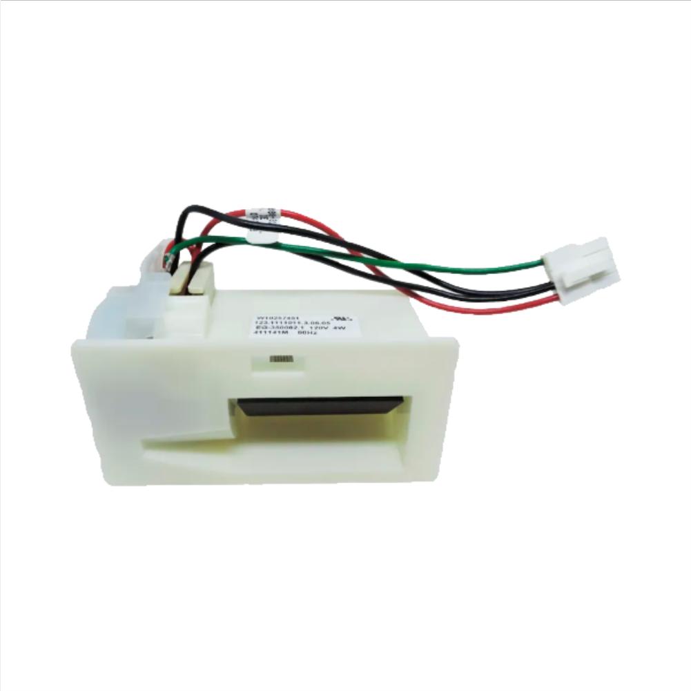 Damper Eletrônico Refrigerador 127v Brastemp e Consul - W10257451