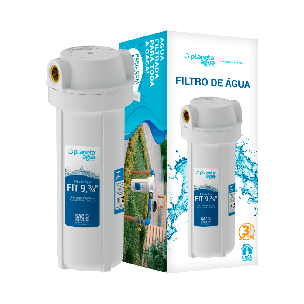 Filtro FIT 9.3/4 6509 - Planeta Água