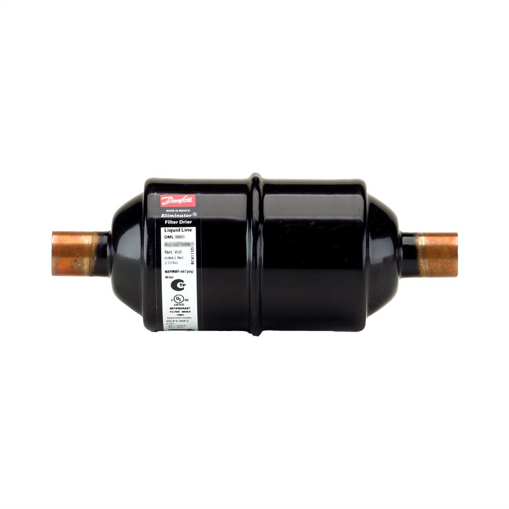 Filtro Secador Danfoss DML 163S 3/8S Solda - 023Z5064