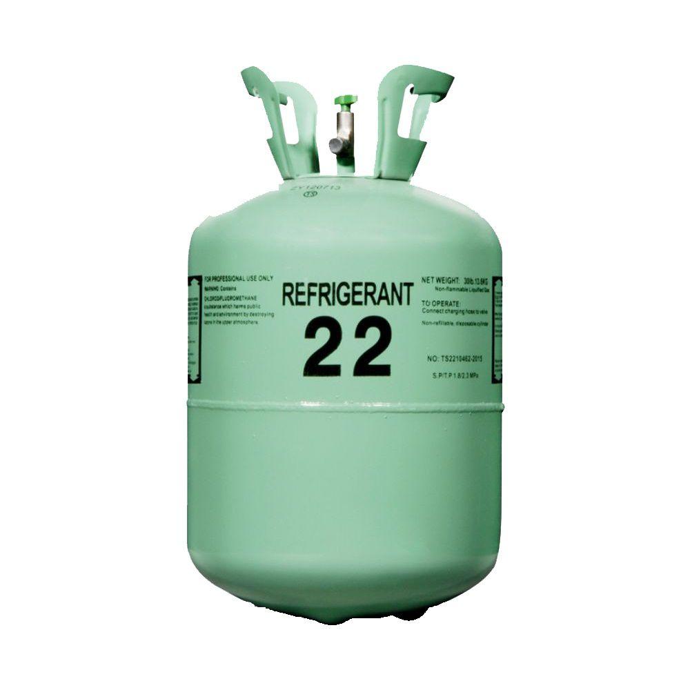 Gás Refrigerante R22 13,600Kg - EOS