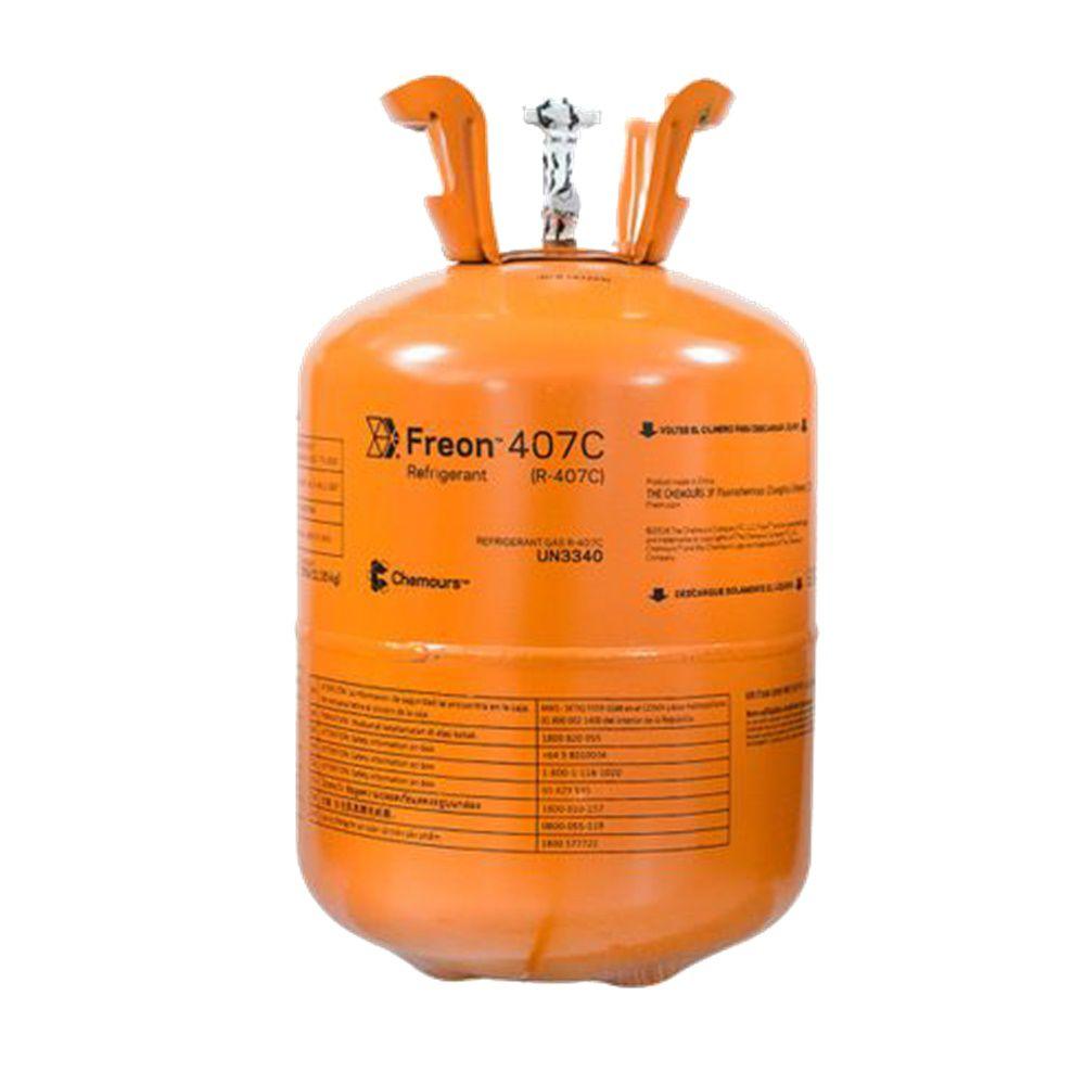 Gás Refrigerante Freon R407c 11,35Kg - Chemours