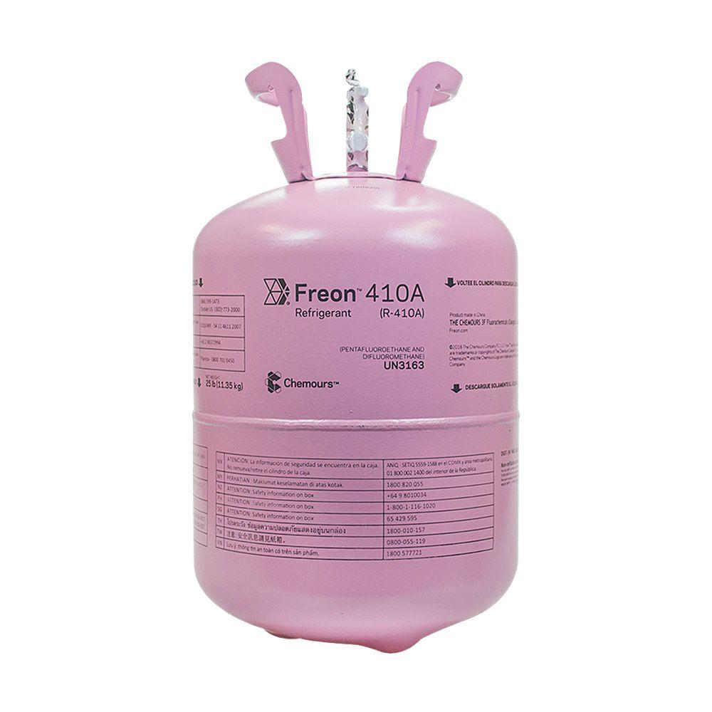 Gás Refrigerante Freon R410a 11,35Kg - Chemours