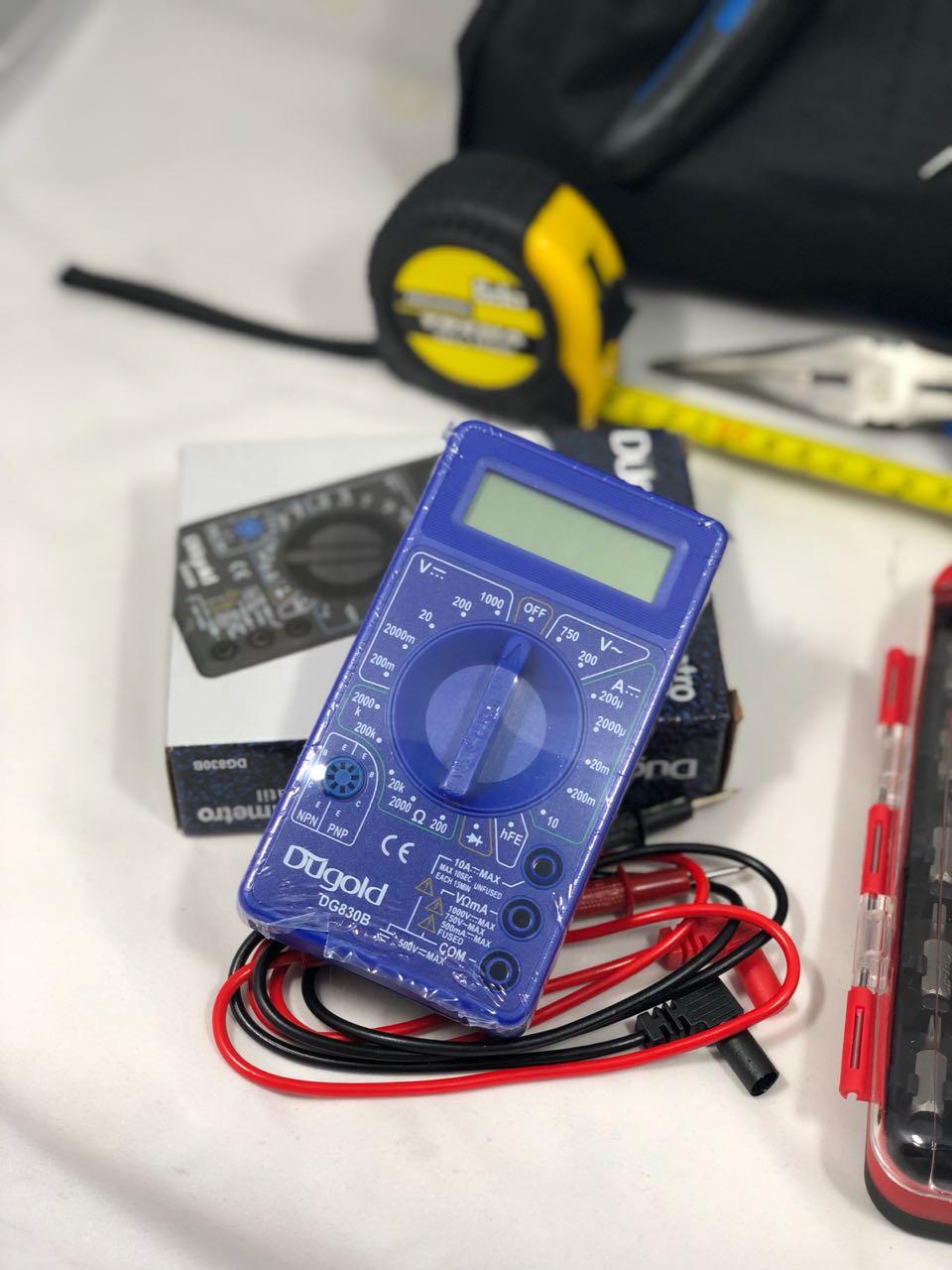 Kit Ferramentas Eletricista Eletrônica 11 Itens 32 Peças