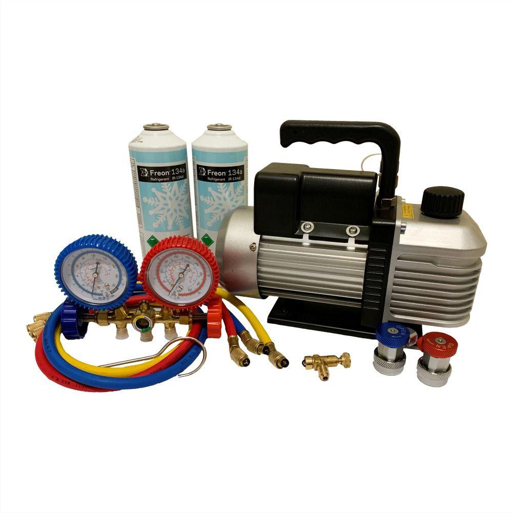 Kit Para Refrigeração Automotiva 09