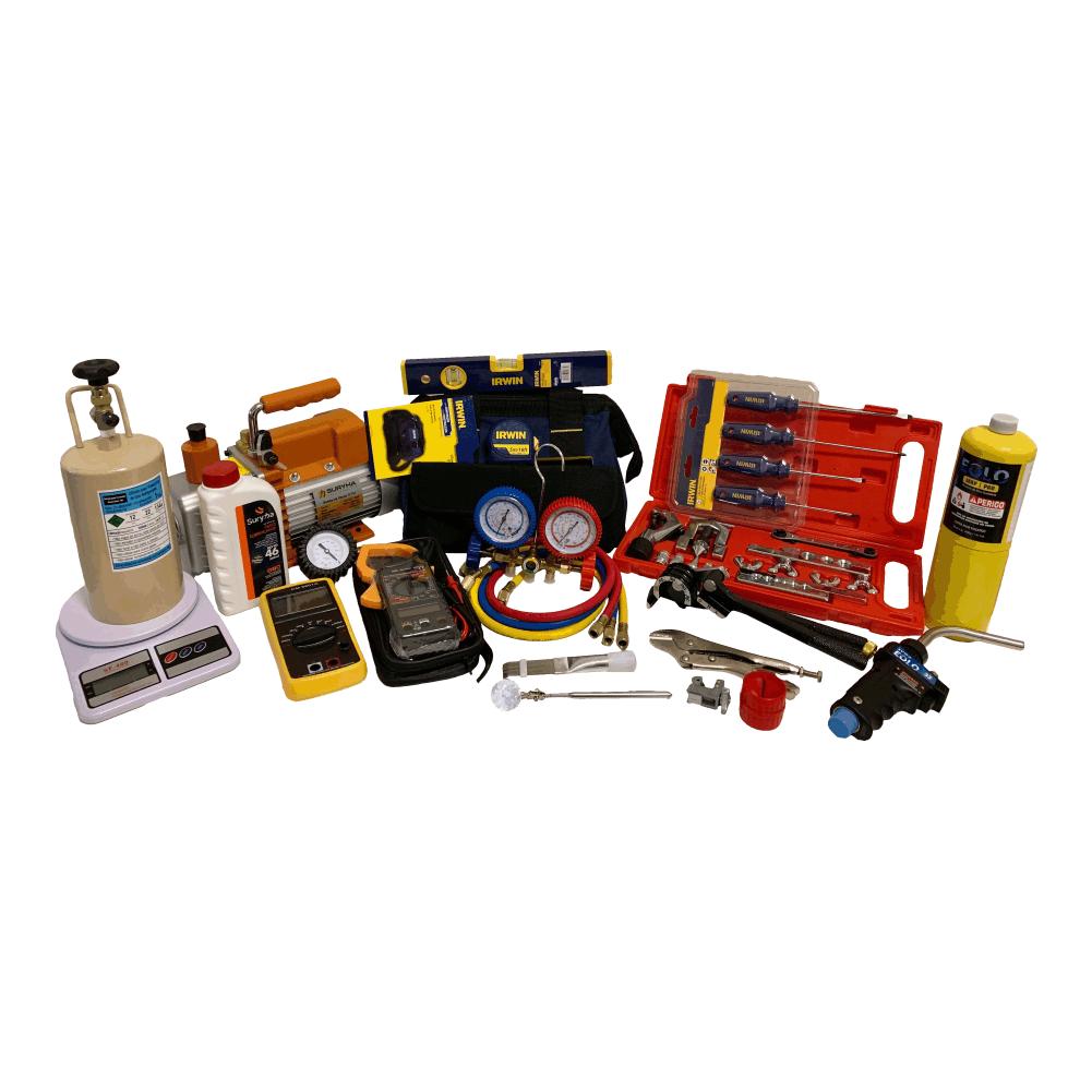 Kit Para Refrigeração e Ar Condicionado 16