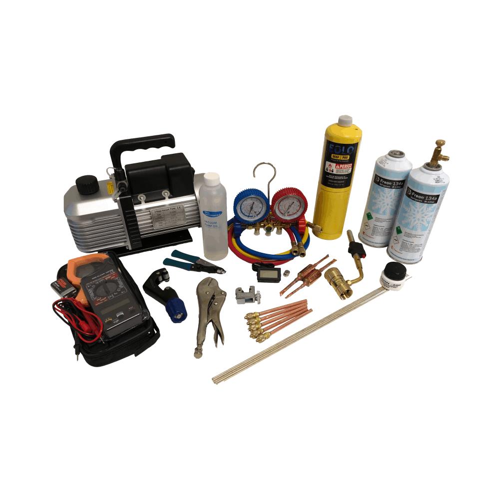 Kit Para Refrigeração e Manutenção para Geladeira e Freezer