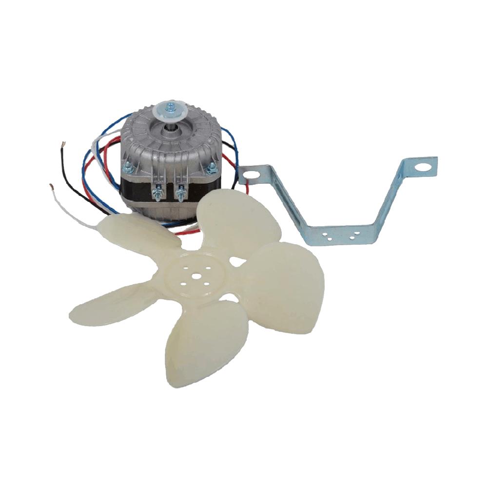 Micro Motor Ventilador 1/20 N16-30 Elco 220v - com Hélice  Plástico