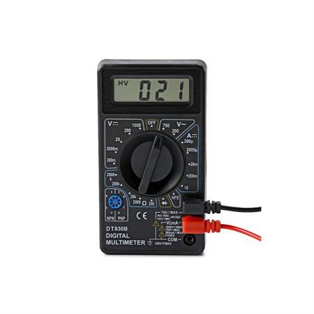 Multimetro Digital DT830B 8PJ - Eda