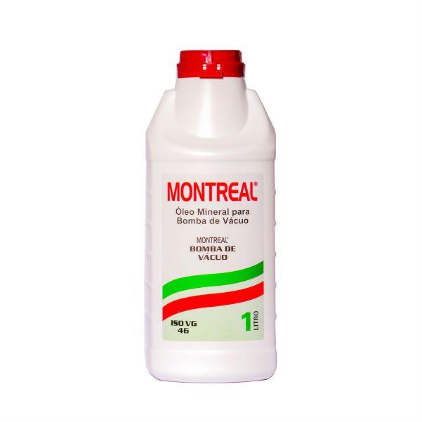 Óleo Bomba de Vácuo ISO VG 46 1L - Montreal