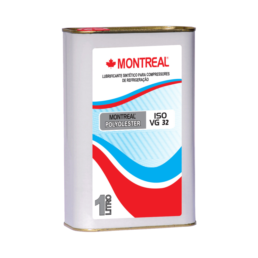 Óleo Ester ISO VG 32 Polyolester 1L - Montreal