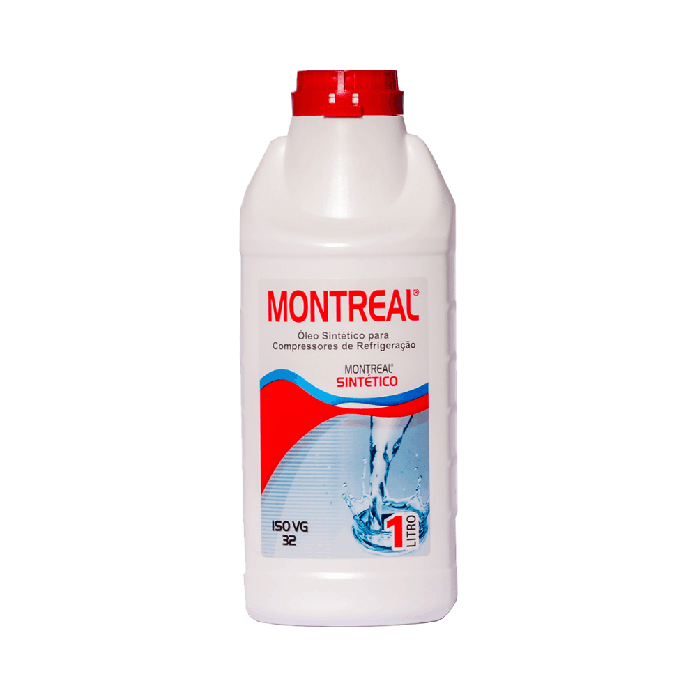 Óleo Ester ISO VG 32 Polyolester 1L - Montreal