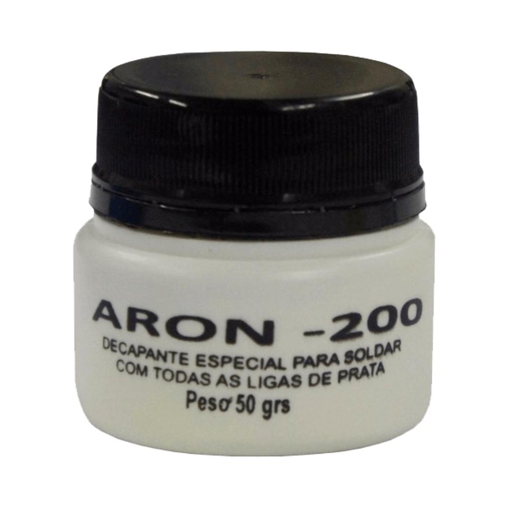 Pasta Fluxo Para Solda Aron 200 - 50g