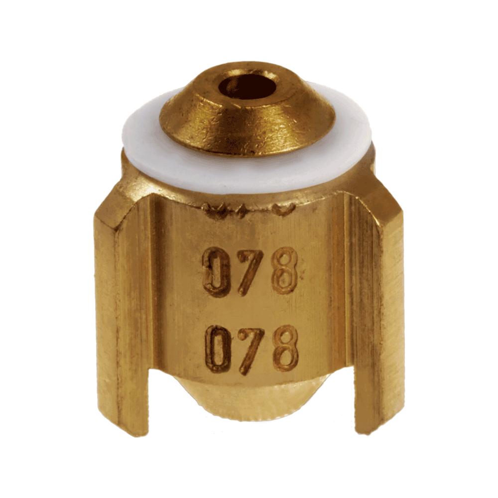 "Pistao Acurator Orifício 0,078"" Ar Condicionado Piso Teto Springer EA52PJ078 77128712"