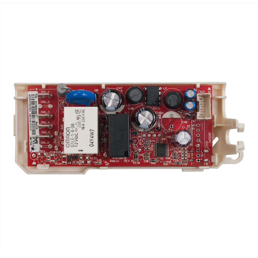 Placa De Controle Eletrônica Bivolt Hercules -  W10632497