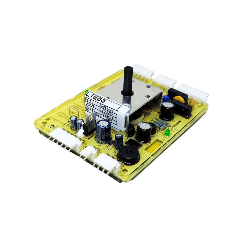 Placa de Potência Bivolt Lavadora Electrolux LTE08 70200433