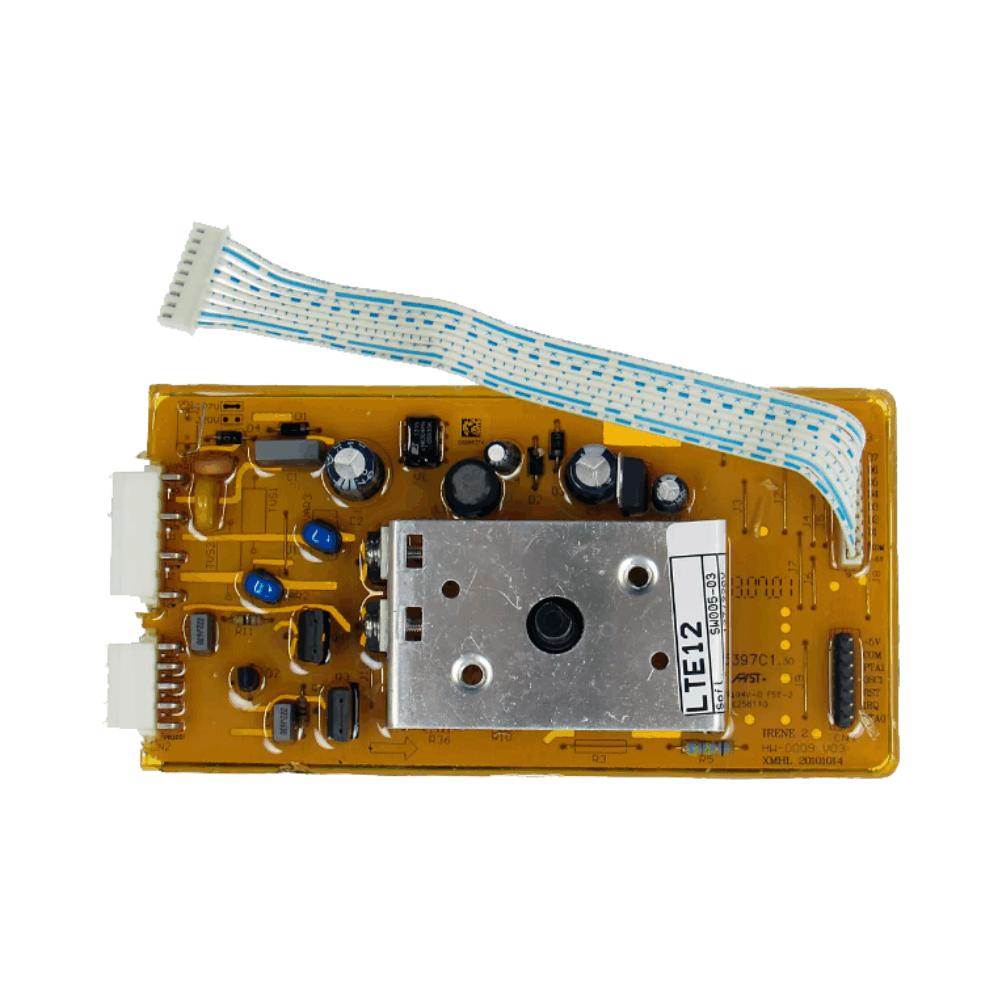 Placa de Potencia Maquina de Lavar Electrolux LTE12 127V 64502023