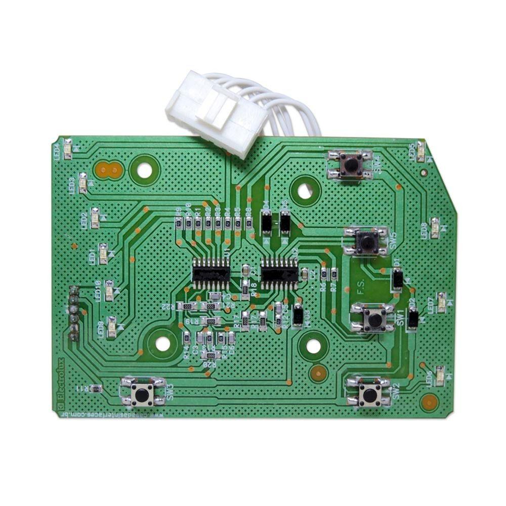 Placa Interface Electrolux Led Azul LTC10 64503063