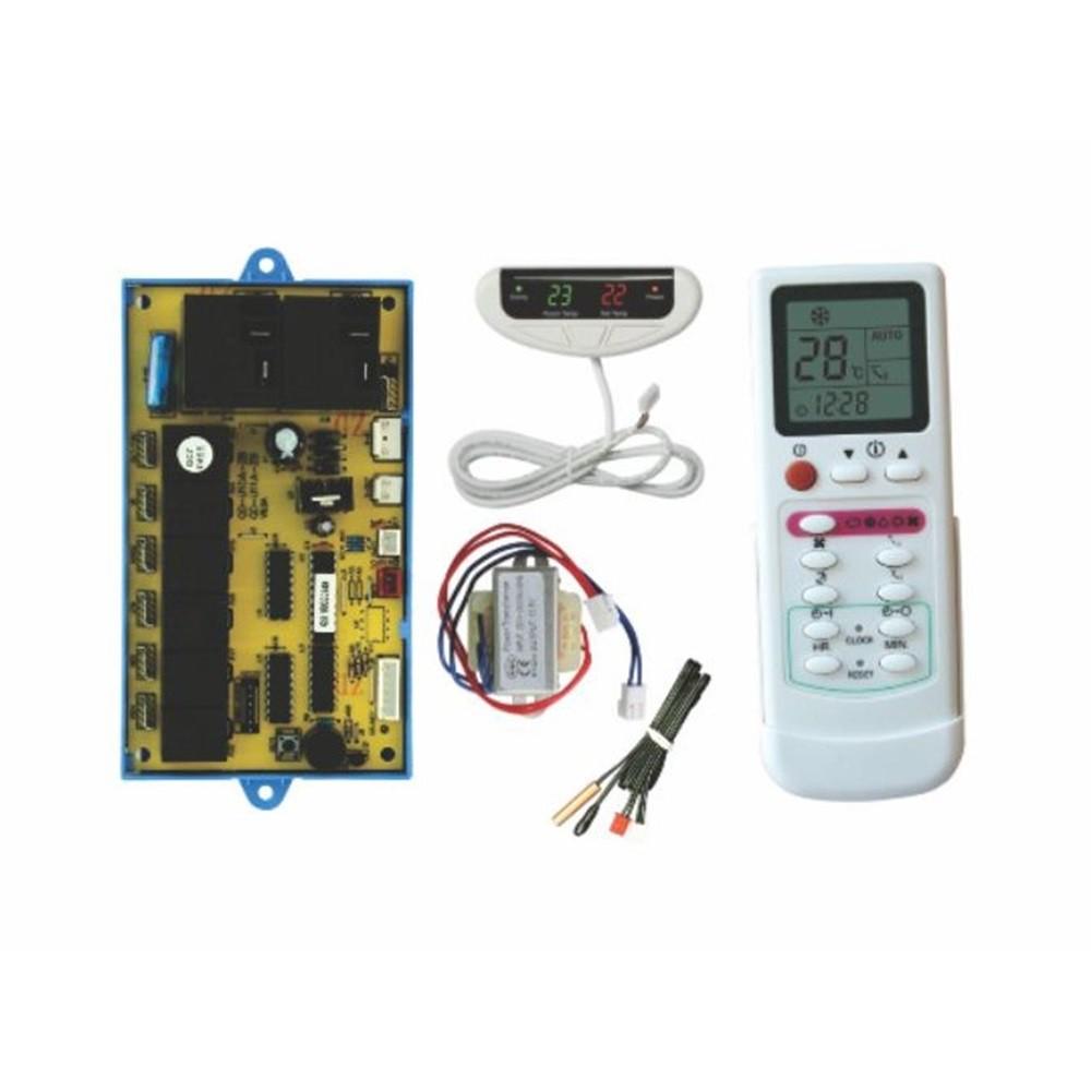 Placa Universal para Ar Condicionado Piso Teto com Controle - 80150.123 - Suryha