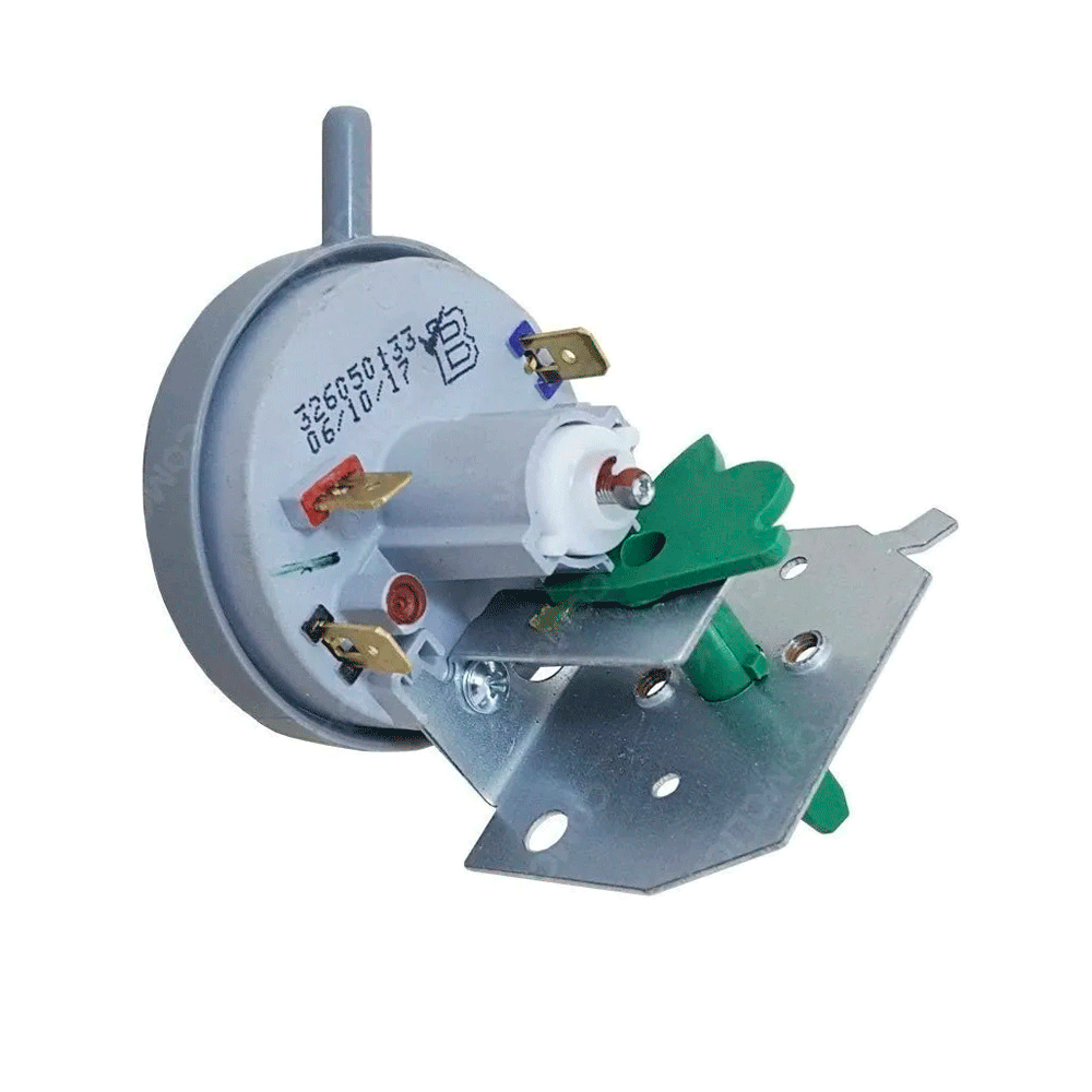 Pressostato Máquina de Lavar Brastemp BWL 7 9Kg 4 Níveis - 326050133