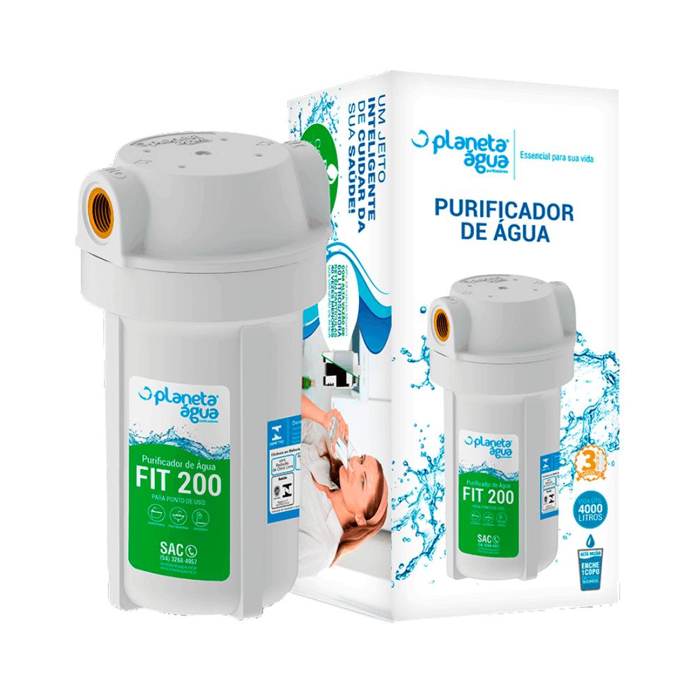 Purificador de água FIT 200 2000 - Planeta Água