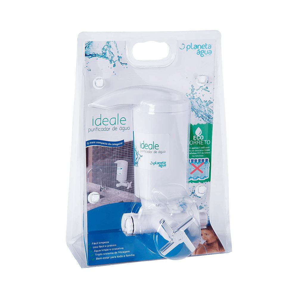 Purificador Ideale Basic 8200 - Planeta Água