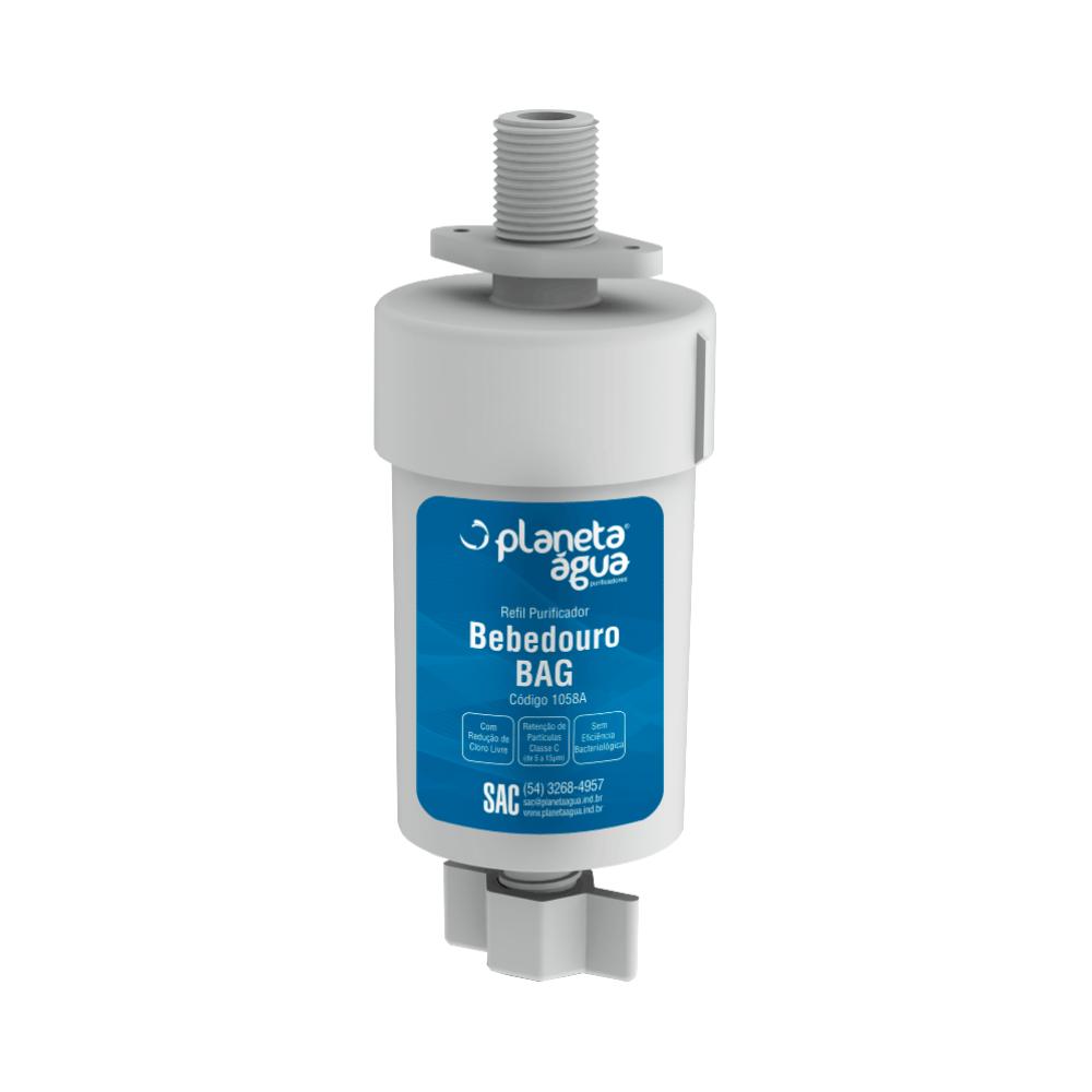 Refil Bebedouro BAG 1058A - Planeta Água
