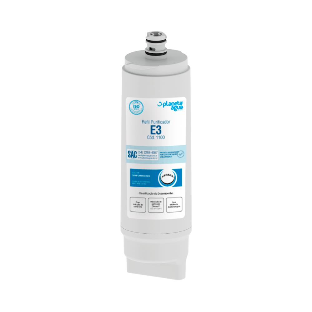 Refil E3 1100A - Planeta Água