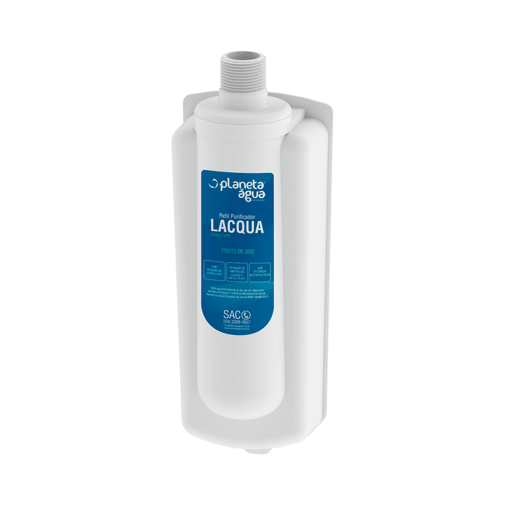 Refil Lacqua Embalagem Econômica 1008A - Planeta Água