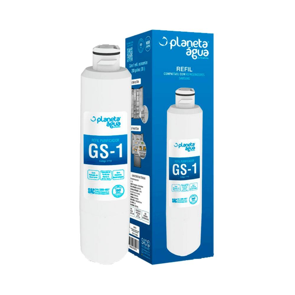 Refil Purificador GS-1 1110 - Planeta Água