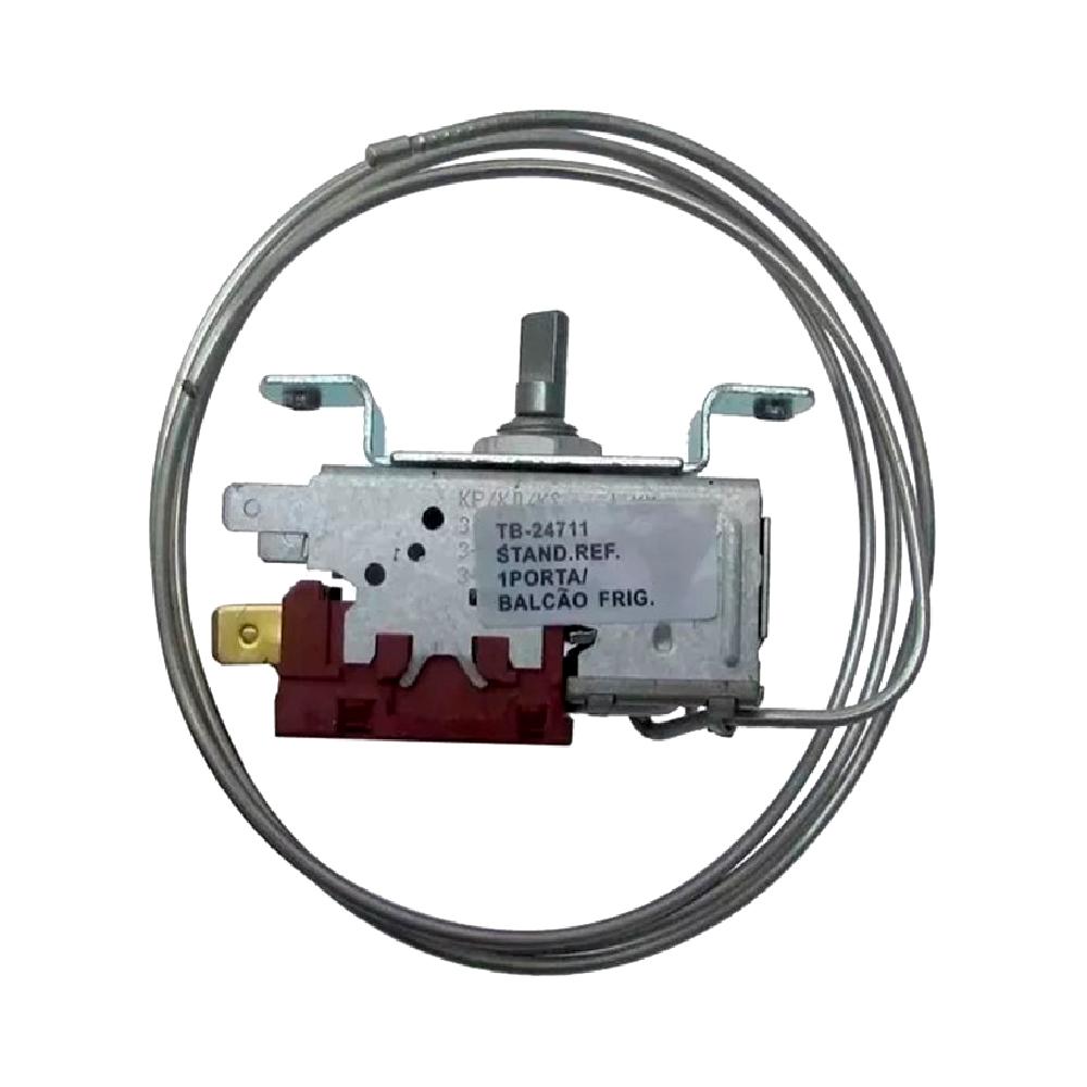 Termostato TB 24711 Universal Refrigerador Balcão Frigorifico 1 Porta Emicol