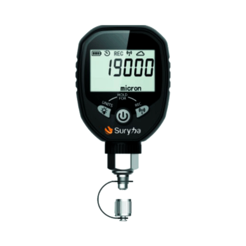 Vacuômetro Digital Suryha