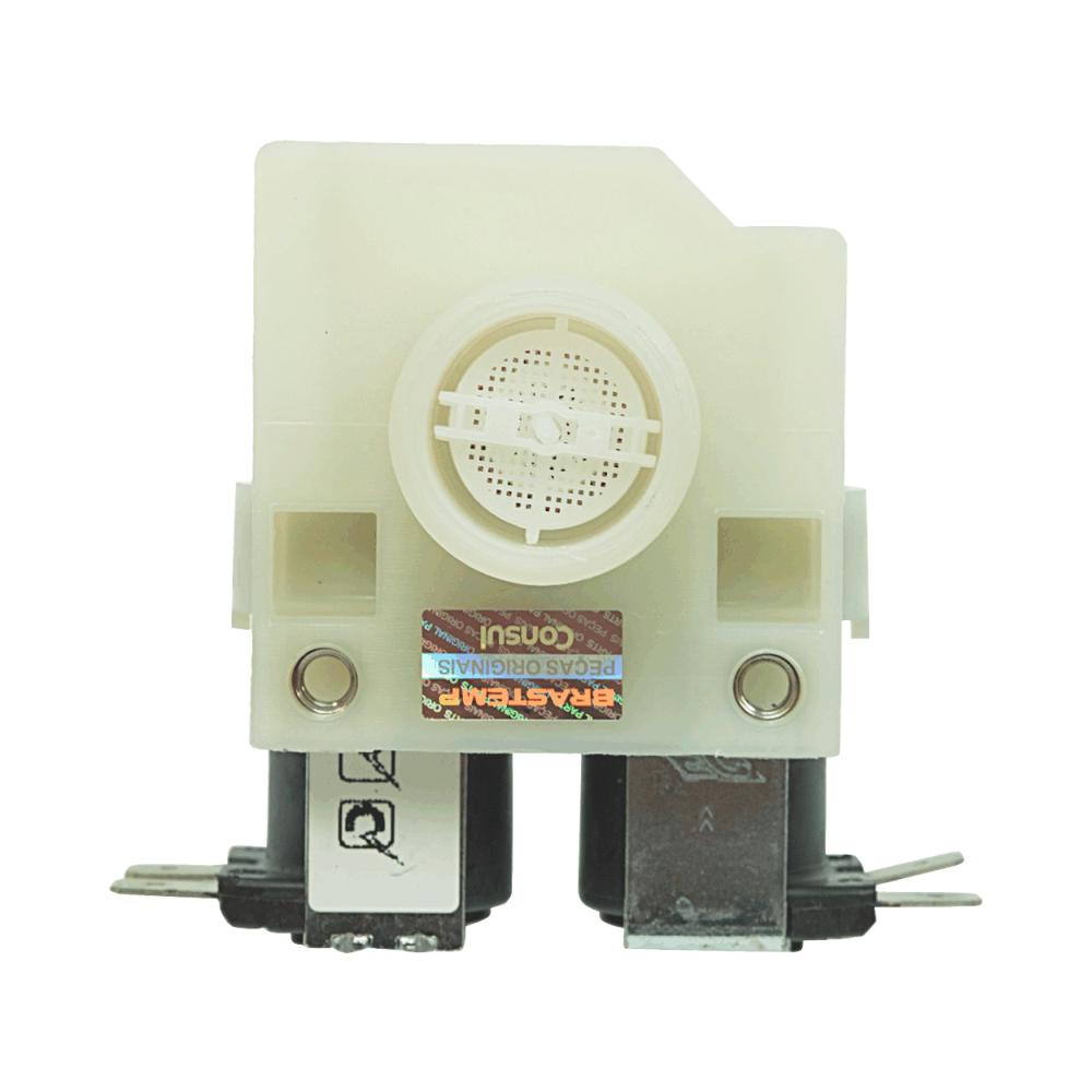 Válvula Dupla Máquina de Lavar Consul e Brastemp 220V - W10201539