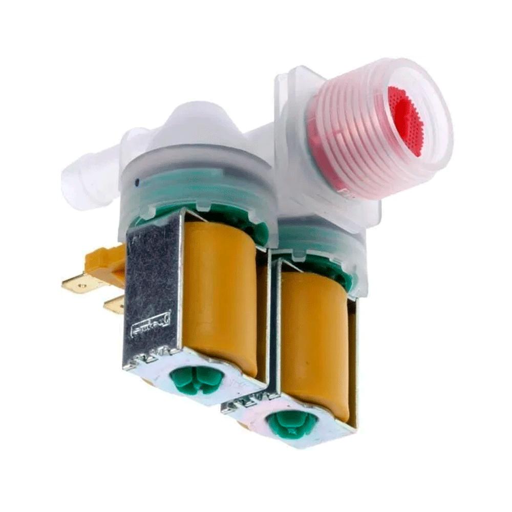 Válvula Dupla Maquina de Lavar Electrolux 127v 64287453
