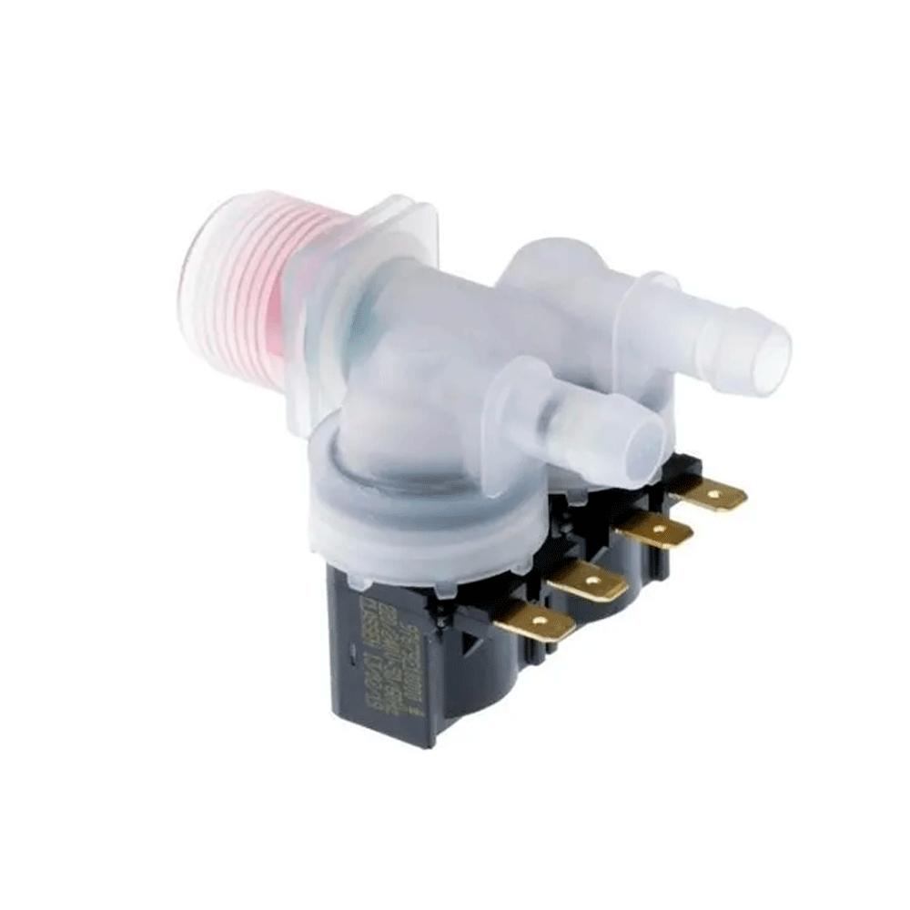 Válvula Dupla Máquina de Lavar Electrolux 220v 64287449