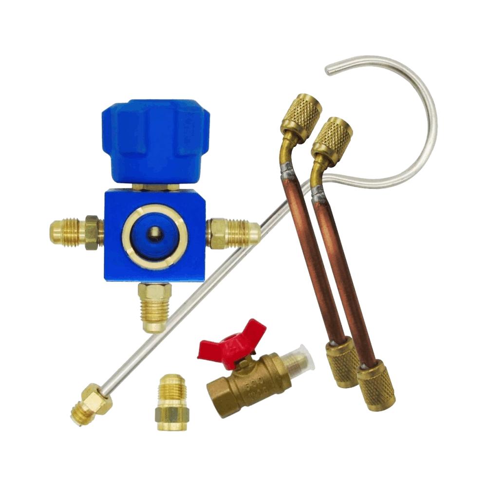 Válvula Estabilizadora De Vácuo - GBMaK Optyma