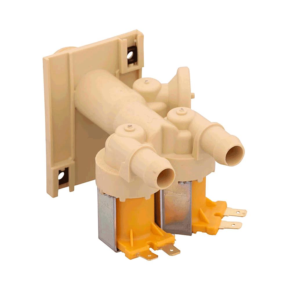 Válvula Solenóide 2 Vias 110V para Máquina de Lavar Brastemp W10706137